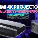 XGIMI Aura vs Horizon Pro